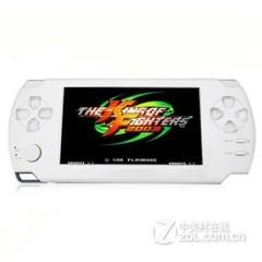 旌翔4.3英寸PSP掌上游戏机(白色)