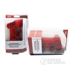 BSN ps3手柄(红色)