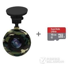 盯盯拍M5SWifi行车记录仪+闪迪16G高速卡套装