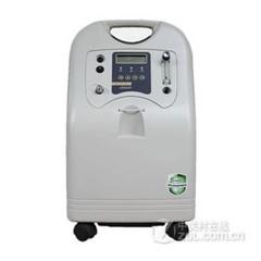 海龟制氧机V5-NS 家用医用氧气机 5L超静因带氧浓度监控吸氧机
