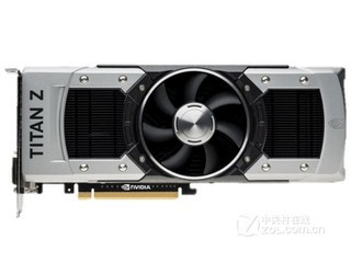 华硕GTX Titan Z Founders Edition
