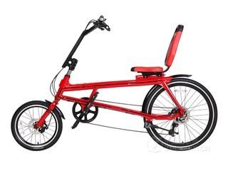 30迈微躺自行车