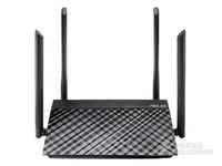 华硕RT-AC1200高速光纤双频千兆无线路由器家用穿墙wiFi智能1200M