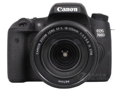先验货,后付款!送礼包,佳能 760D搭配18-135mmSTM镜头:5650元,搭配18-200mmIS镜头:6350元,搭配18-55mmSTM镜头:4550元。