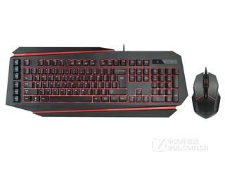多彩K9500+M601有线游戏键鼠套装