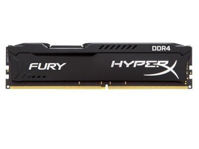 金士顿 骇客神条FURY 8GB DDR4 2400(HX424C15FB/8)