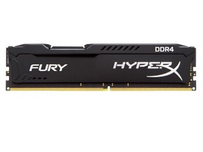 金士顿骇客神条FURY 8GB DDR4 2400(HX424C15FB/8)