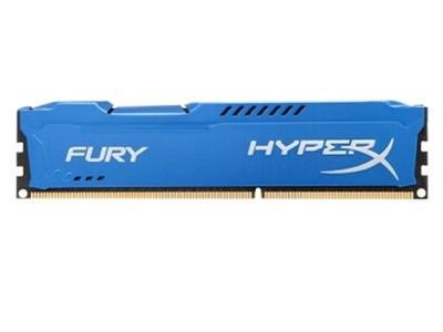 北京华硕装机实体店 免费送货上门  金士顿 骇客神条FURY 4GB DDR3 1866(HX318C10F/4)