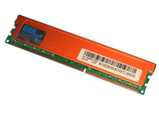 金邦1GB DDR3 1333(白金条)