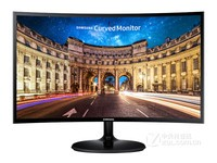 顺丰三星23.6 曲面显示器C24F390FH液晶电脑HDMI高清护眼不闪屏