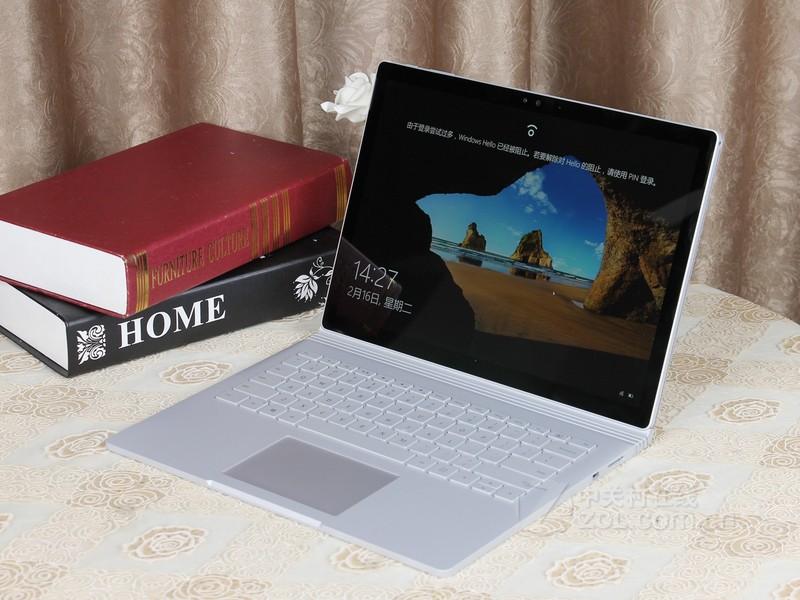 微软Surface Book(i5/8GB/128GB/核显)原创图赏