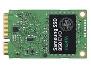 三星 SSD 850EVO mSATA(500GB)