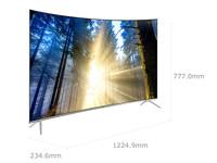 三星(samsung)UA55KS8800电视(55英寸 4K 曲面) 京东8999元