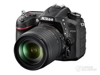 尼康D7200套机(18-300mm)