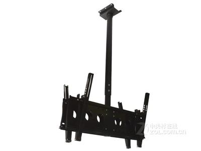 TOPSKYS 吊顶式LED液晶电视挂架可调节电视吊架D9250+F6540