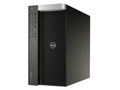 戴尔 Precision T7910 系列(Xeon E5-2650 v3/8GB/1TB)