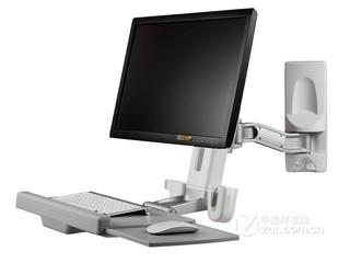 TOPSKYS 显示器支架医用工作台旋臂壁挂键盘托支架电脑挂架OEW10