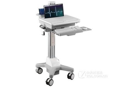TOPSKYS 单屏笔记本电脑一体机支架医疗移动推车医用护理车CNN01