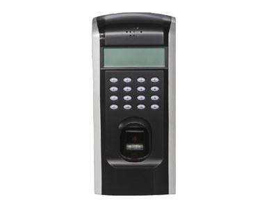 中控 F7指纹门禁机联网门禁打卡机指纹读卡器