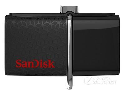 闪迪 至尊高速OTG USB 3.0 闪存盘(32GB)(SDDD2-032G)