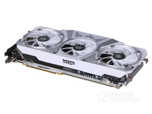 影驰GeForce GTX 1070名人堂