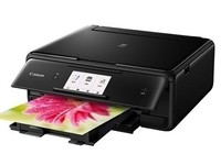 佳能TS8080家用手机照片打印无线WIFI复印扫描自动双面一体机正品