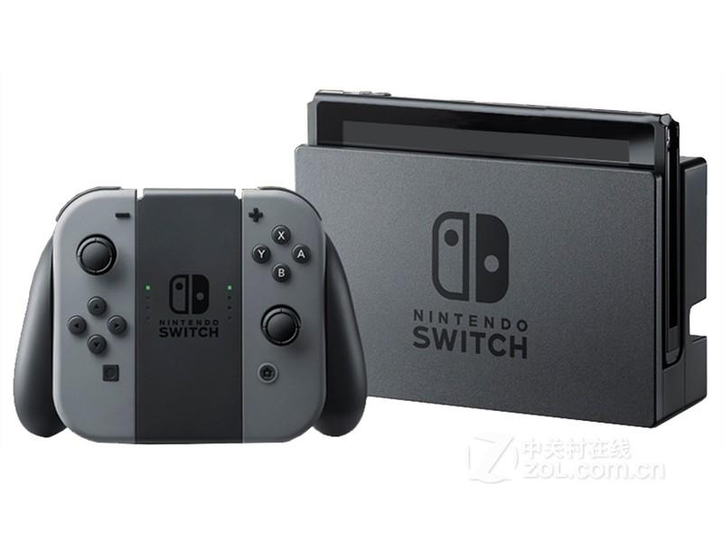 任天堂Switch整体外观图
