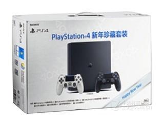 索尼PS4 Slim新年珍藏套装银色版(CUHS-P-2006/500GB)