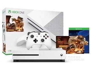 微软Xbox One S 无冬Online限量版(1TB)