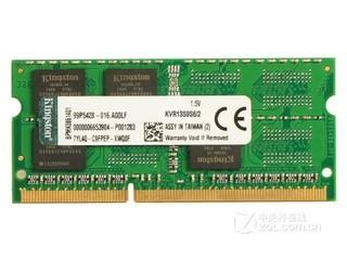 金士顿2GB DDR3 1333(KVR13S9S6/2G)