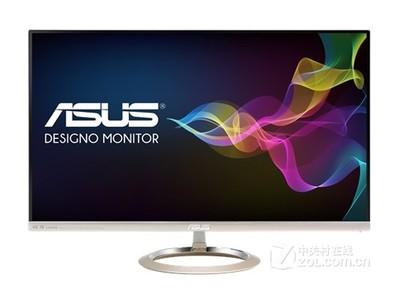 华硕 MX27UC 27英寸4K高分IPS屏10bit色彩窄边框显示器(Type-C/HDMI/DP接口+内置音箱)