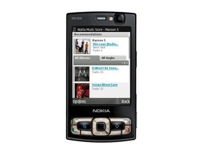 国内行货诺基亚N95和N95(8G)上市时间??