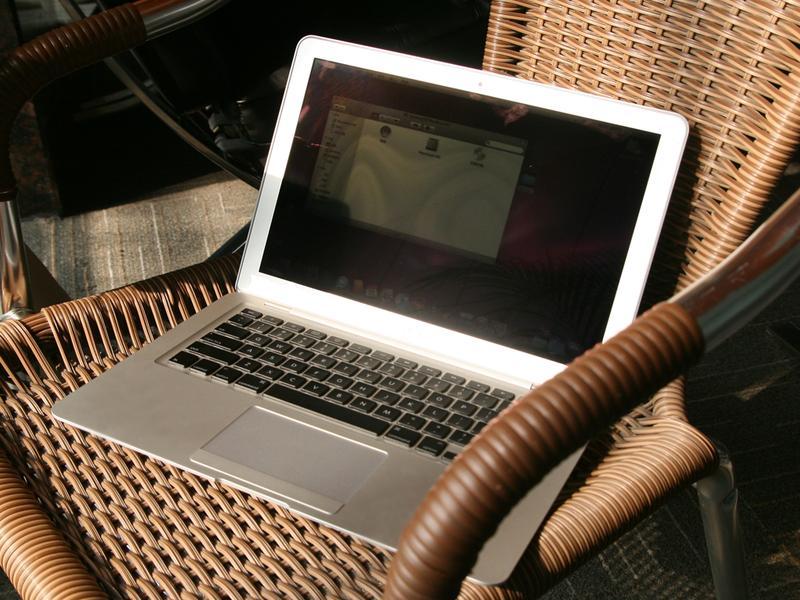 苹果MacBook Air原创图赏