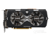 影驰GeForce GTX 1050Ti骨灰大将