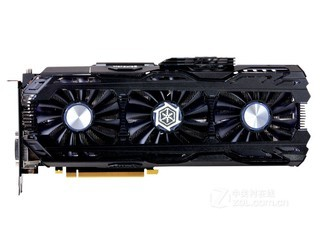 Inno3D GeForce GTX 1080Ti冰龙超级版Extreme