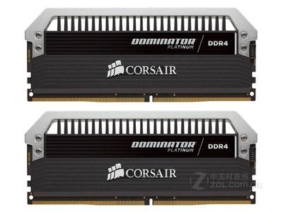 海盗船 统治者铂金 16GB DDR4 3600(CMD16GX4M2B3600C18)