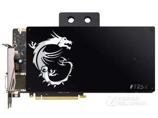 微星GeForce GTX 1070 OCEAN