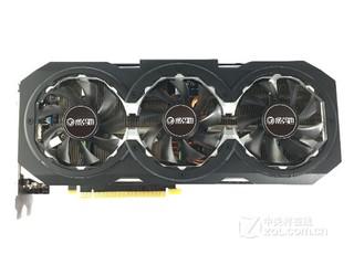 影驰GeForce GTX 1060骨灰黑将V2