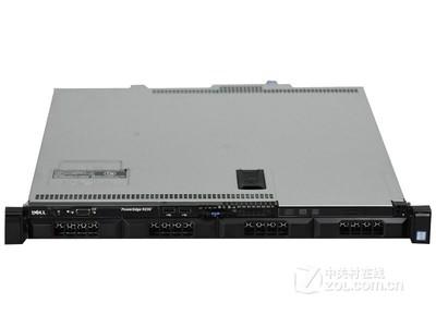 戴尔 PowerEdge R230 机架式服务器(Xeon E3-1220 v6/8GB/1TB) 【官方授权 品质保障】可按需订制,优惠热线:13161800888
