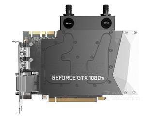 索泰GeForce GTX 1080Ti Arctic Storm Mini