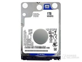 西部数据1TB 5400转 128MB SATA3 蓝盘(WD10SPZX)
