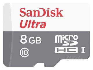 闪迪至尊高速移动TF卡(8GB)