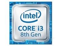 Intel/英特尔 i3 8350k 酷睿8代CPU 台式机电脑盒装处理器