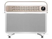 美的NDK25-16BR取暖器定时静音暖风机浴室电暖气智能恒温暖炉