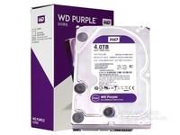 西部数据紫盘4TB/5400转/64MB(WD40EJRX)