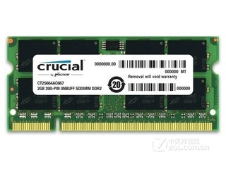 英睿达2GB DDR2 667(CT25664AC667)