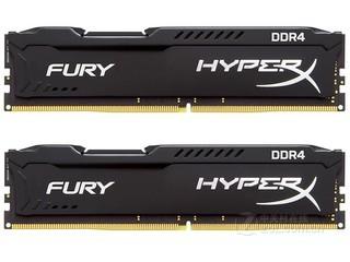 金士顿骇客神条FURY 16GB DDR4 2400(HX424C15FB2K2/16)