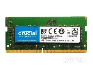 英睿达4GB DDR4 2133(CT4G4SFS8213)