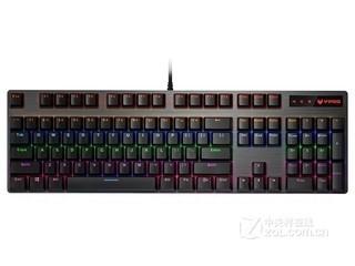 雷柏V500PRO混彩背光游戏机械键盘2017版