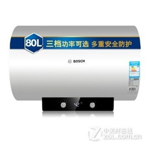 博世(BOSCH)电热水器 速热节能 机械调节 一级能效 逸能80升EWS80-BM1